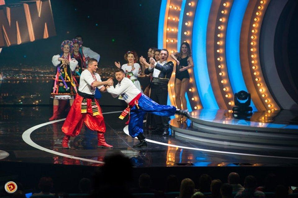Дизель шоу: Яна Глущенко в откровенном наряде похвалилась идеальной фигурой - фото 95034