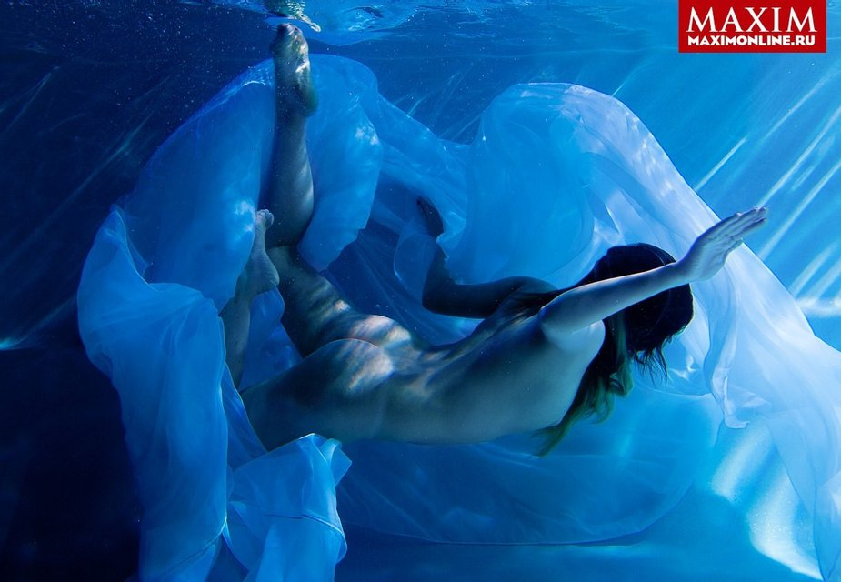Российская спортсменка обнажилась для мужского журнала, фото 18+ - фото 98192