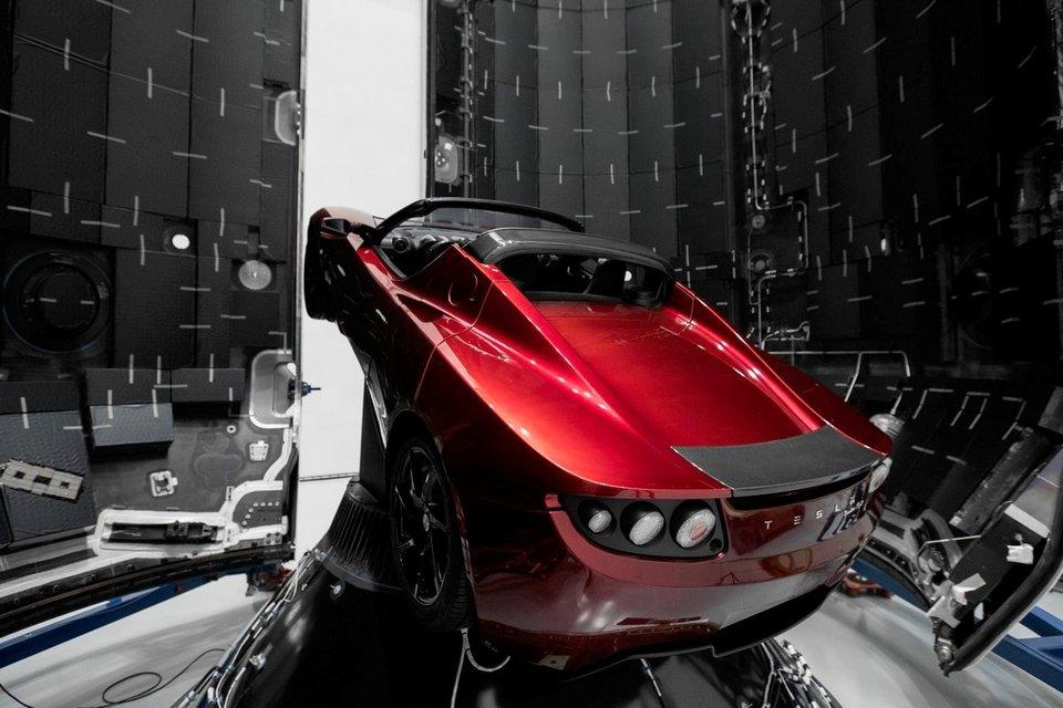 Tesla Roadster - фото 99026
