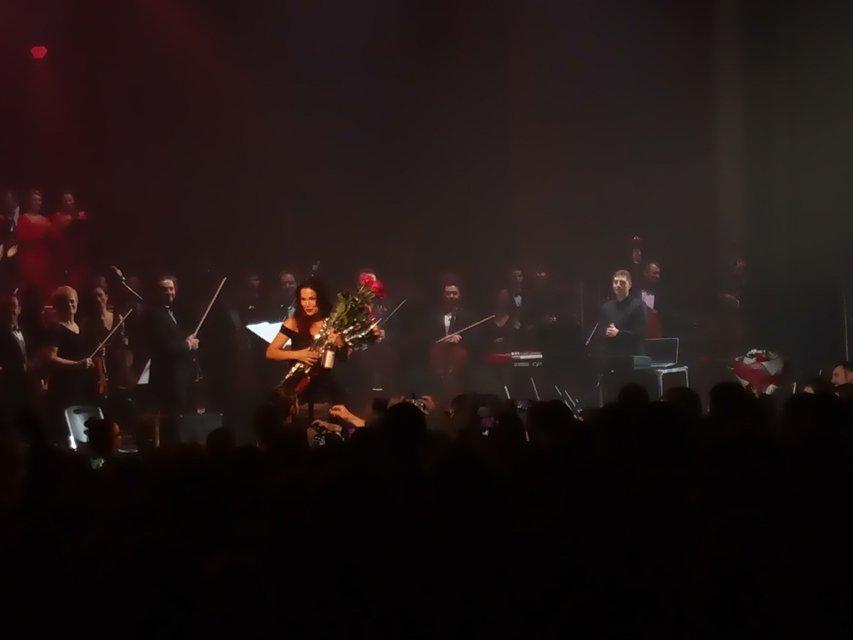 Тарья Турунен выступила в Киеве в рамках Christmas Tour 2017 - ФОТО - фото 98826