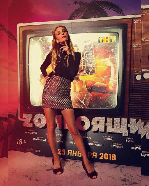 Регину Тодоренко в шоу Орел и Решка заменит актриса из черного списка СБУ - фото 94796