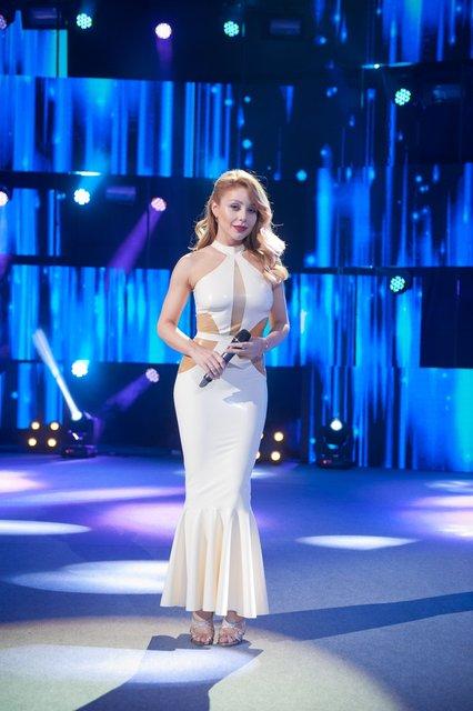 Оля Полякова, Тина Кароль и другие звезды показали свои роскошные новогодние секси-наряды - фото 94953