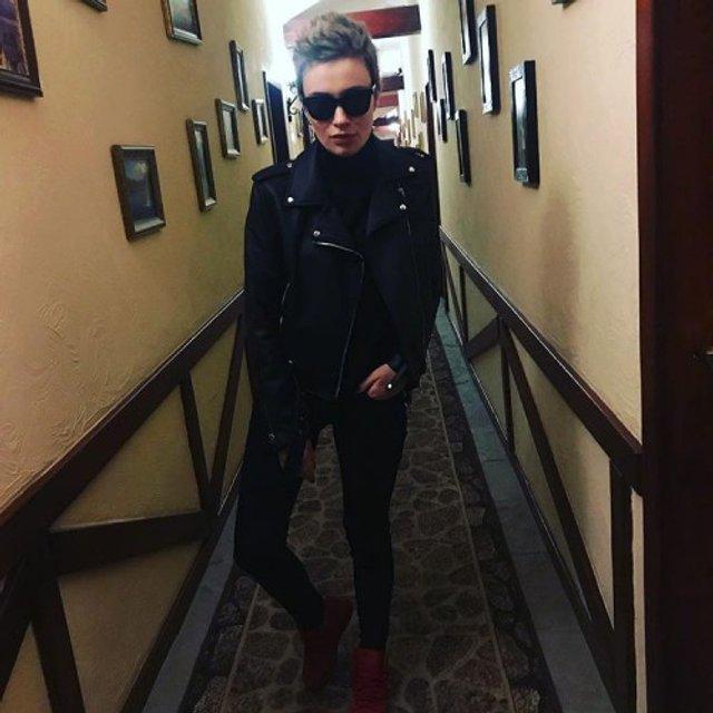 До неузнаваемости: Анастасия Приходько резко сменила имидж - фото 94643