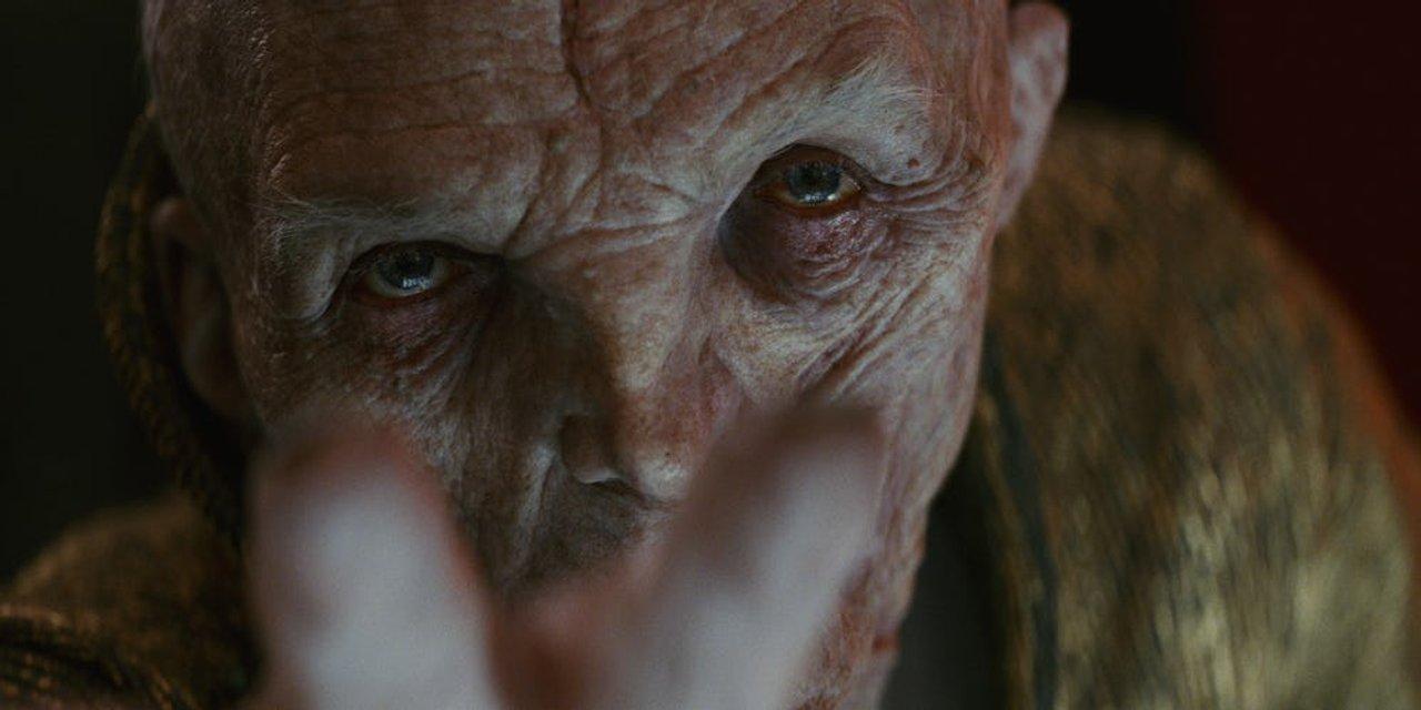 Звездные войны: Люк Скайуокер рассказал о Сноуке - фото 95378