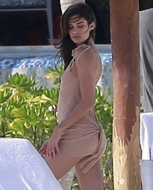 Сара Сампайо обнажилась для откровенной фотосессии без белья, фото 18+ - фото 97825