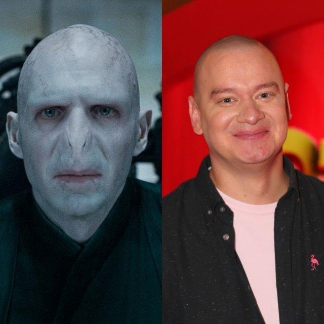 'Гарри Поттер' украинская версия : кому из звезд достались бы главные роли - фото 100781