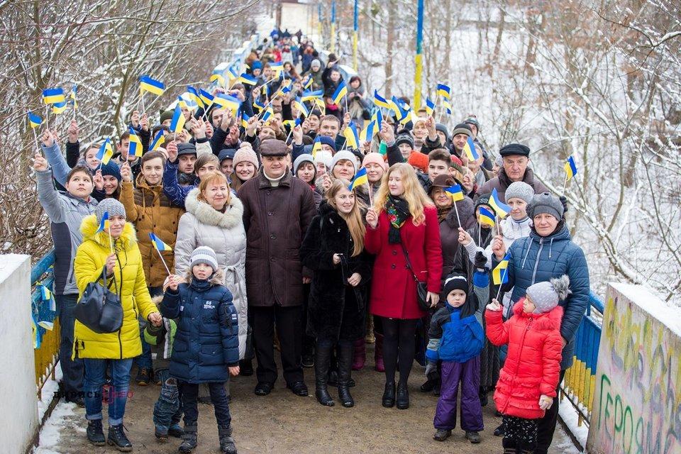 День Соборности Украины 2020: Мероприятия в стране - фото 103211