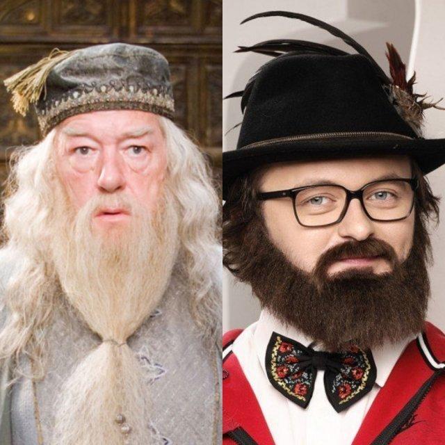 'Гарри Поттер' украинская версия : кому из звезд достались бы главные роли - фото 100790