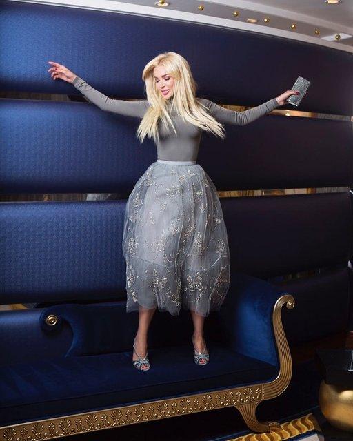 Гламурная дочь беглого Юрия Иванющенко стала популярной певицей (ФОТО) - фото 102580