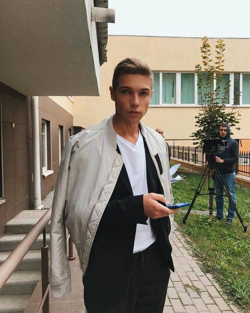 Актер Александр Петренко из сериала 'Школа': биография и фото - фото 104644