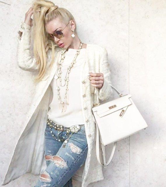 Гламурная дочь беглого Юрия Иванющенко стала популярной певицей (ФОТО) - фото 102602