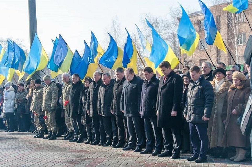 День Соборности Украины 2020: Мероприятия в стране - фото 103209
