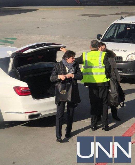 VIP-клиент: Министр культуры Нищук потратил на командировку в Давос более 55 тысяч - фото 104289