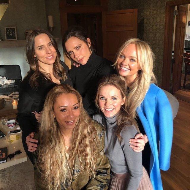 Spice Girls выступят на свадьбе принца Гарри и Меган Маркл - фото 106600