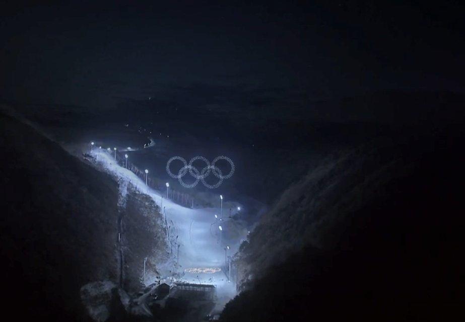 В Пхенчане начались Олимпийские игры - 2018 - фото 107581