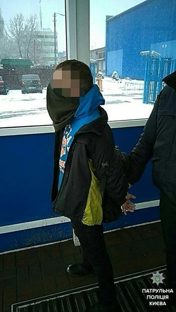 силовики задержали подозреваемого в убийстве - фото 107810