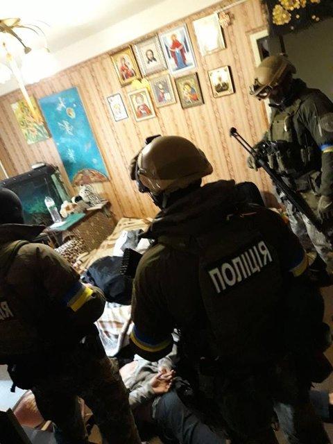 В Киеве задержаны подозреваемые в подрыве полицейских - фото 105860