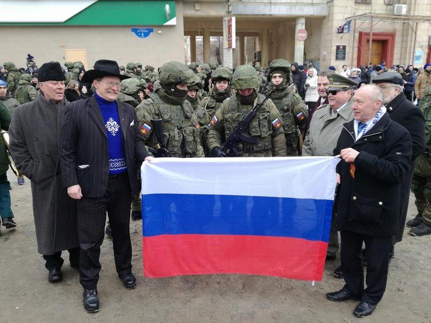 Чешские политики в оккупированном Крыму 2018 год - фото 106841
