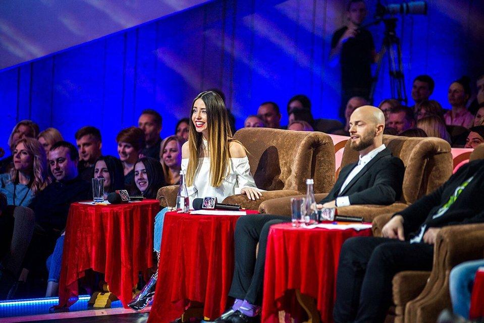 Лига Смеха 4 сезон: тренер Надя Дорофеева рассказала, что думает о шоу - фото 106929