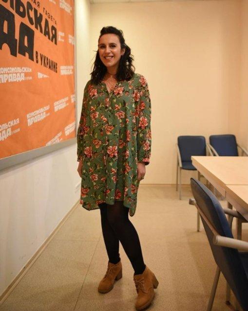 В сети появились новые снимки беременной Джамалы - фото 107282