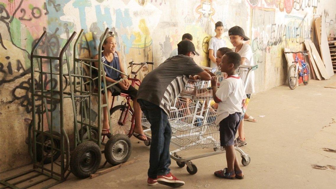 Орел и решка Перезагрузка 2 Выпуск 4 онлайн: Америка, Бразилия, Сан-Паулу - фото 110489
