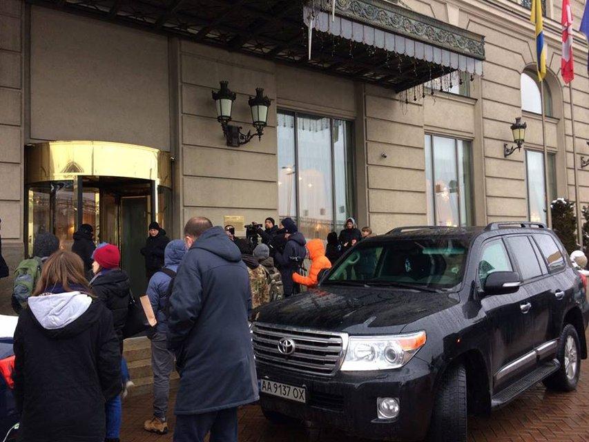 СБУ опровергла задержание Саакашвили - фото 107597
