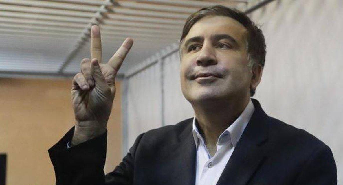 С виду шут - в душе король: Почему шоу Саакашвили рискует стать бесконечным - фото 107795