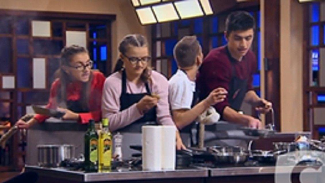 МастерШеф Подростки Кулинарный выпускной 2 выпуск - фото 107249