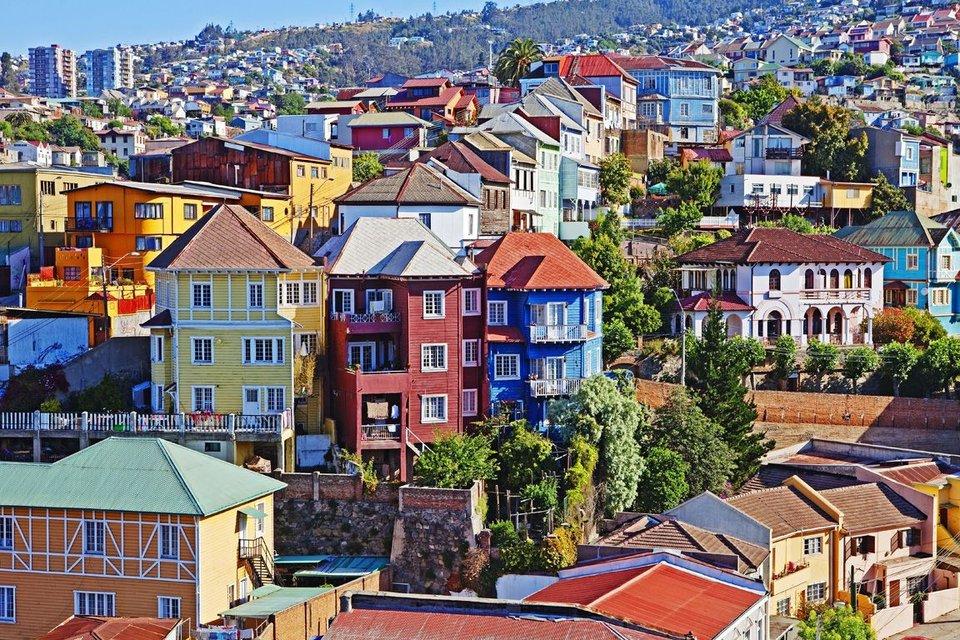 Орел и решка Перезагрузка 2 Выпуск 2: Америка Сантьяго-де-Чили - фото 107912