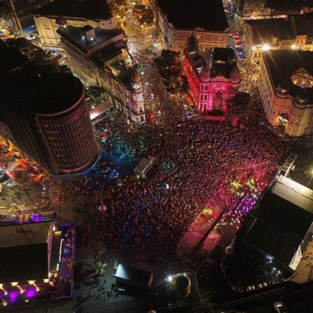 В Рио-де-Жанейро стартовал знаменитый карнавал (фото, видео) - фото 107779