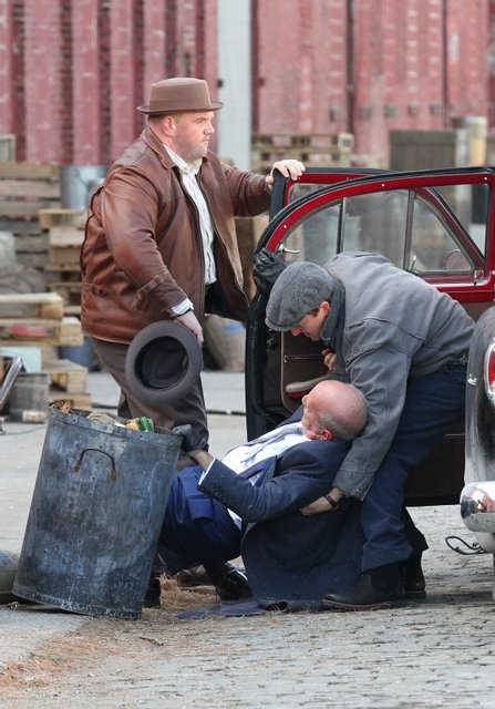 Брюсу Уиллису стало плохо на съемках фильма - фото 107995
