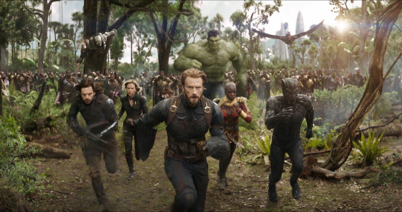 Мстители Война Бесконечности: новый трейлер с Доктором Стрэнджем - фото 106621