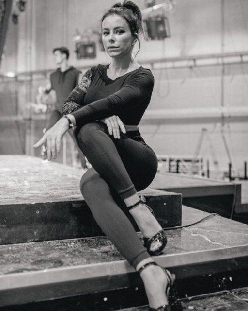 Ани Лорак показала, как готовится к своему новому шоу 'Diva' - фото 107000