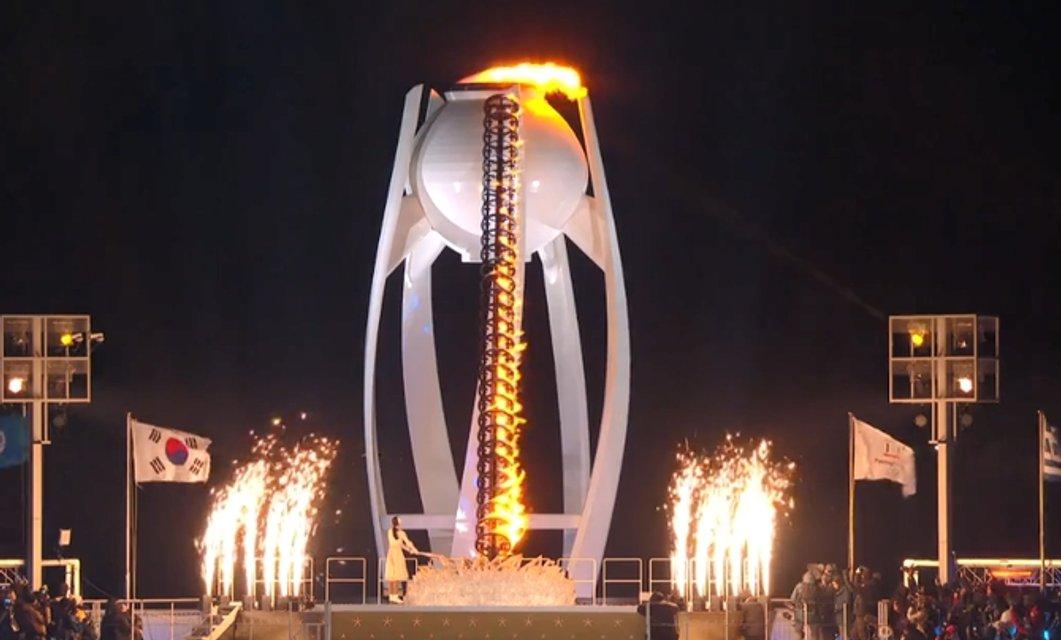 В Пхенчане начались Олимпийские игры - 2018 - фото 107586