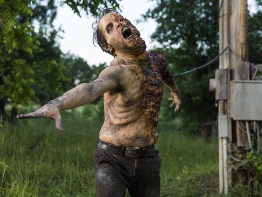В новых сериях 8 сезона Ходячих мертвецов зомби покажут с новой стороны - фото 108807