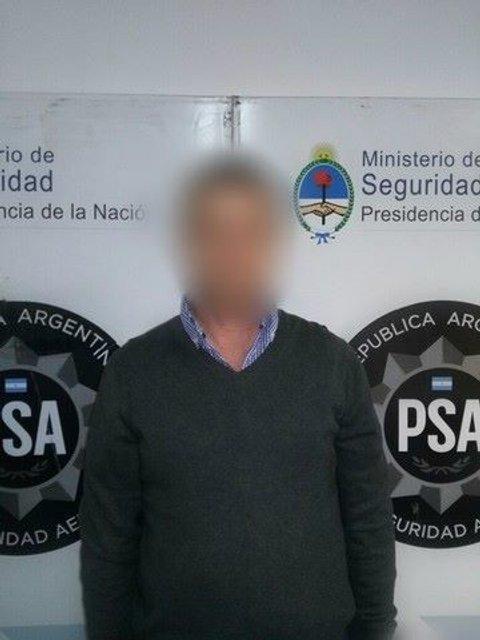 В аэропорту Буэнос-Айреса задержали россиянина с партией кокаина - фото 110973