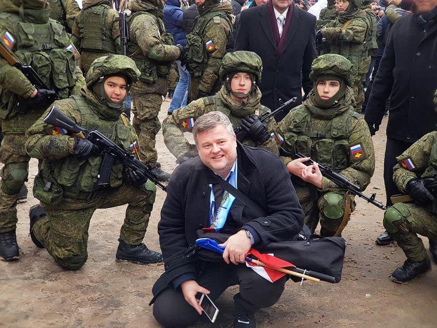Ярослав Доубрава посетил оккупированный Крым - фото 106840
