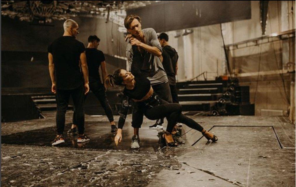 Ани Лорак показала, как готовится к своему новому шоу 'Diva' - фото 106996