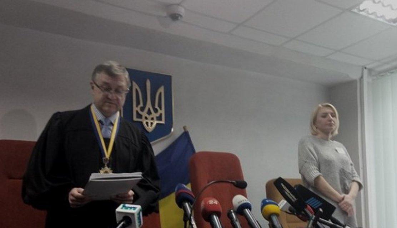 Судья Виктор Попрас занимается делом Дронова и Зайцевой - фото 107081