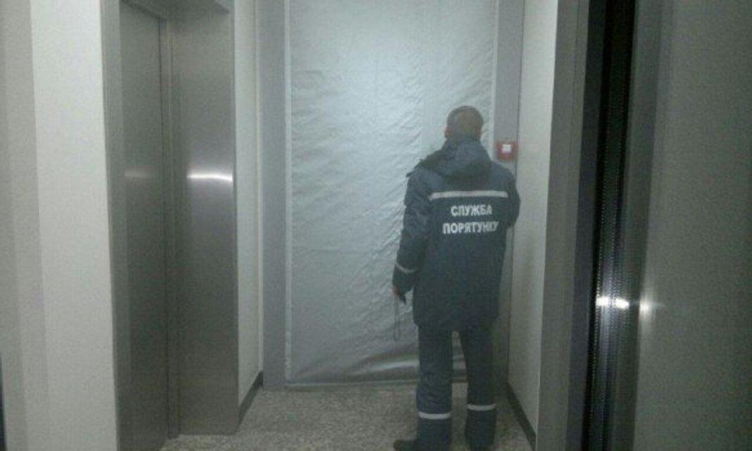Газ и пожар: Как прошли обыски в офисе 'Вестей' - фото 107433