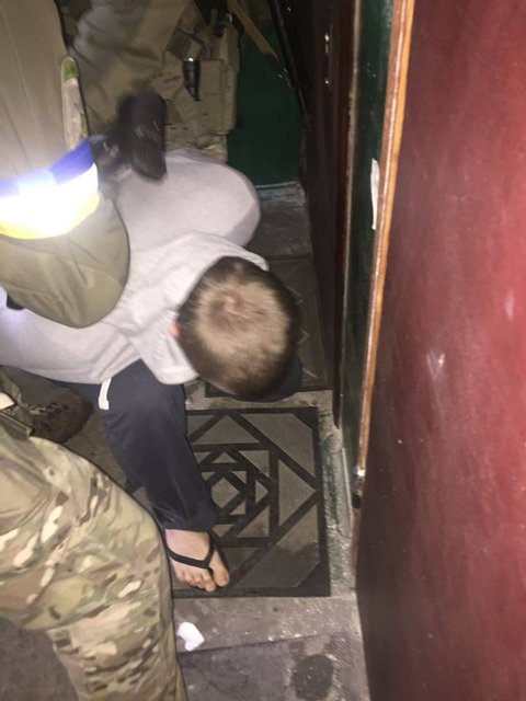 В Киеве задержаны подозреваемые в подрыве полицейских - фото 105859