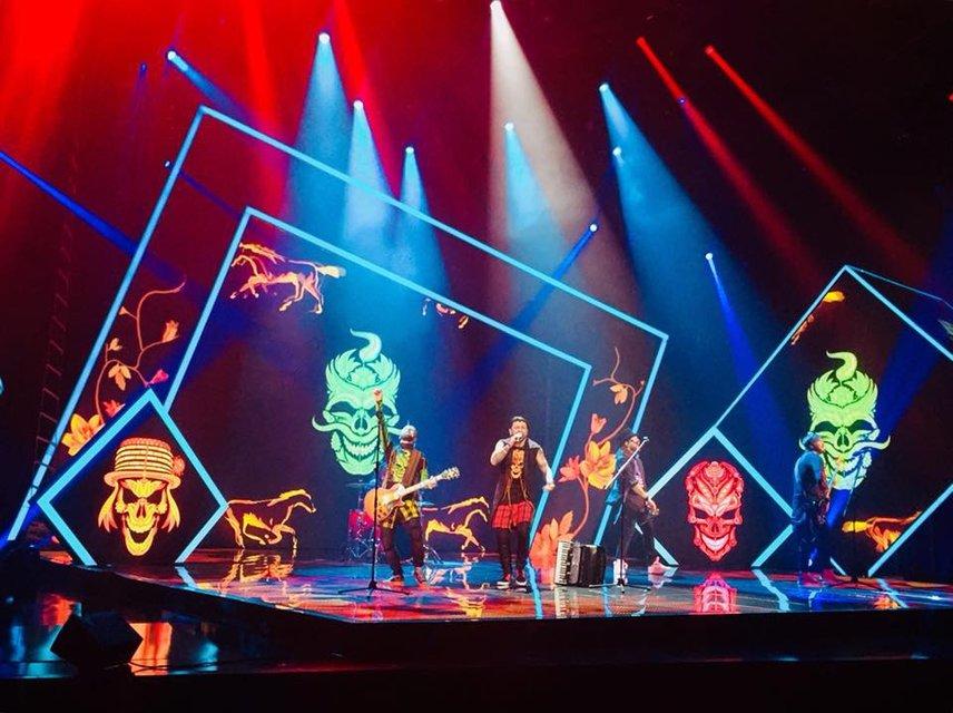 KOZAK SYSTEM на Евровидении 2018 - фото 107830