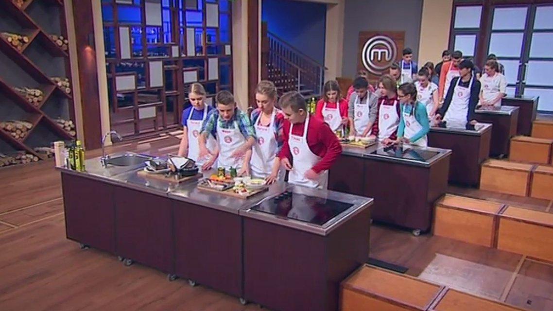 МастерШеф Подростки 3 выпуск Кулинарный выпускной - фото 108712