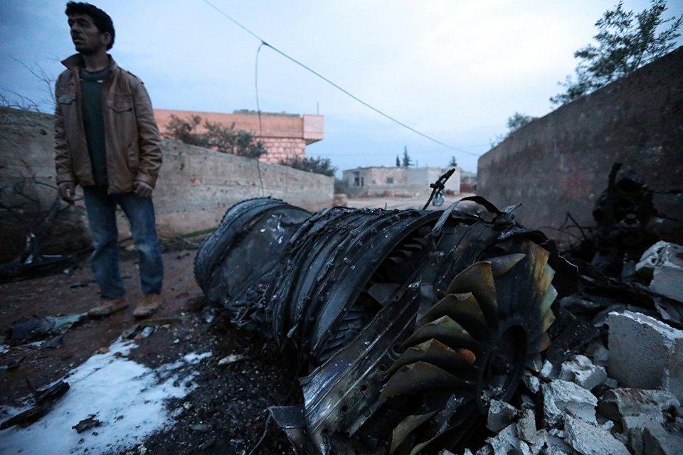 Су-25 збито над населеним пунктом, який росіянин методично нищив - фото 106521