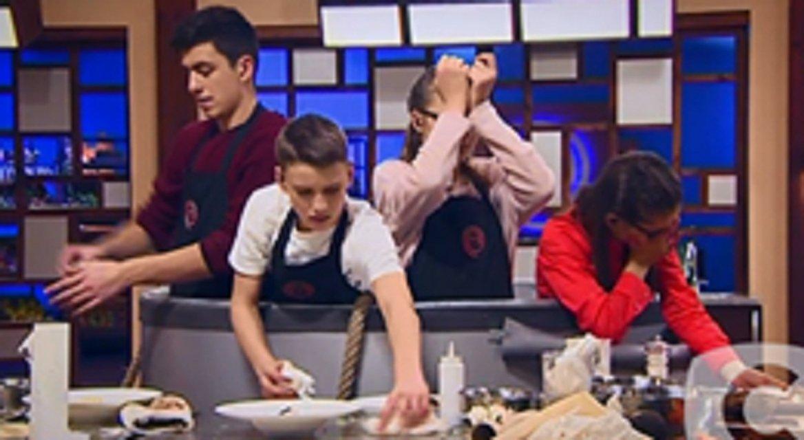МастерШеф Подростки Кулинарный выпускной 2 выпуск - фото 107248