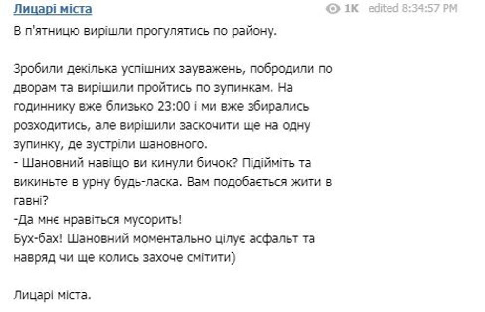 'Нацдружинники'-2: В Украине появились 'рыцари города', которые применяют силу - фото 107092