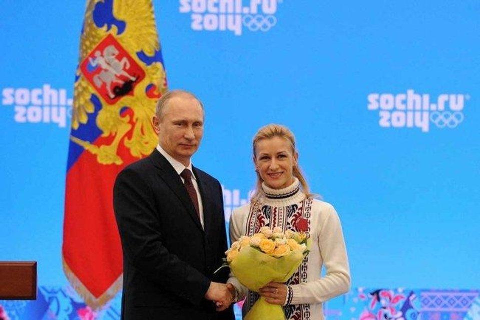 Тетяна Волосожар та людина, що віддає накази вбивати українців - фото 107997