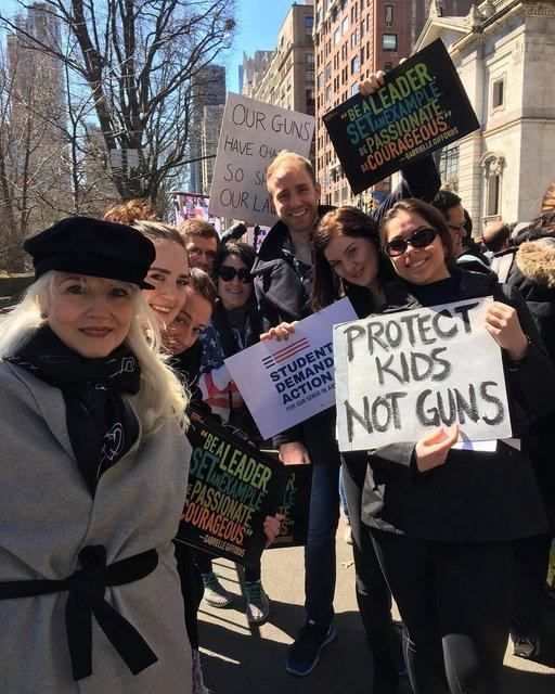 Леди Гага - фото с марша - фото 115866