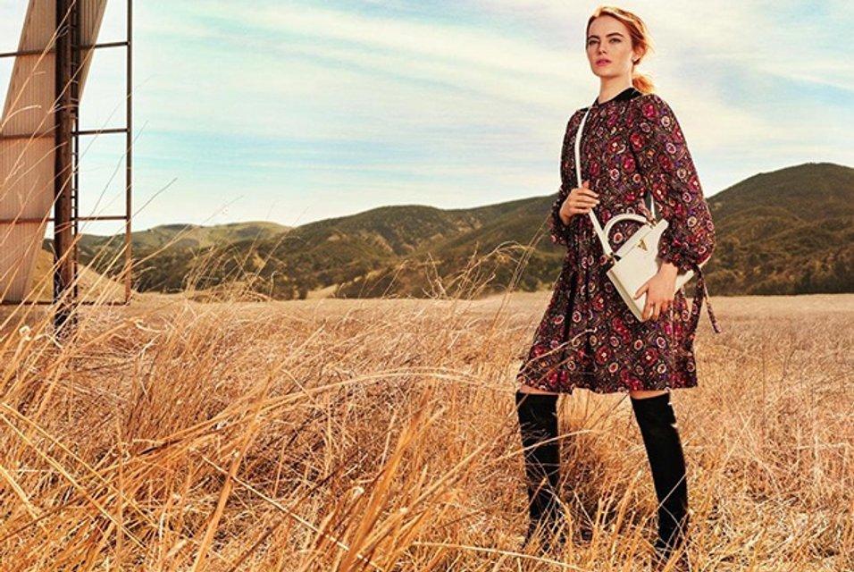 Фотоссесия для Louis Vuitton - фото 114459