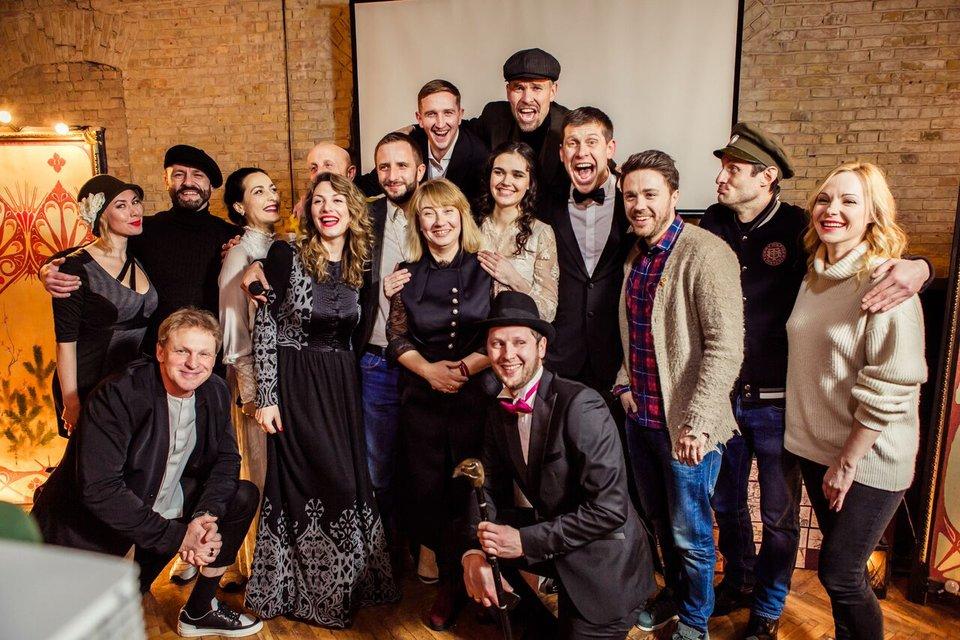 Сувенір з Одеси: Актеры и создание сериала - фото 114029